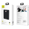 УМБ Usams CD74 mini Power Bank 10000mAh black